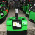 Transpalettes électriques sur Vinay : TRANSPALETTE ELECTRIQUE CESAB P113 001757