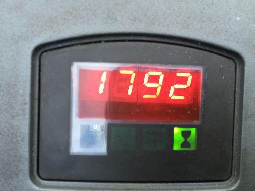 Gerbeur électrique BT SWE100 - 1048