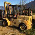 Chariot frontal diesel sur Vinay : Frontal diesel H80C - 0272