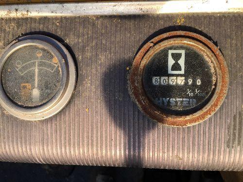 Frontal diesel H80C - 0272