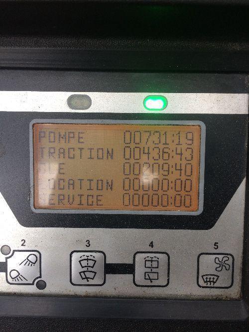 Frontal électrique BT C3E150 - 3356