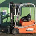 Chariots éléctriques à 3 roues sur Vinay : Frontal électrique C3E160 - 0481