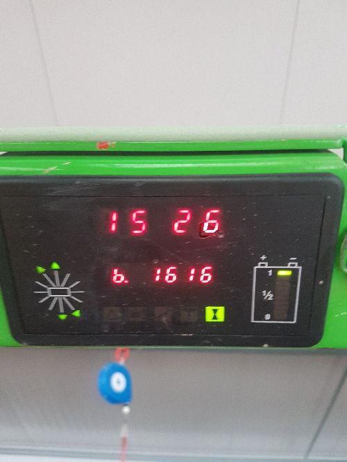 Préparateur de commande electrique BT OME100M - 1471