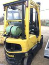 Chariot Frontal Gaz Hyster H18FT - 0862