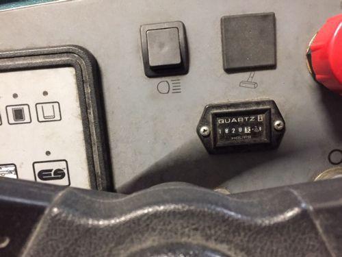 Laveuse autoportée TENNANT 7100