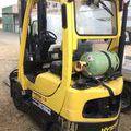 Chariot frontal gaz sur Vinay : FRONTAL GAZ HYSTER H18FT - 000862