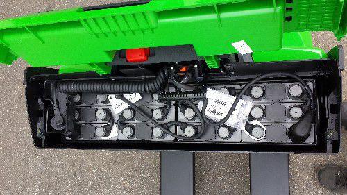 transpalette electrique CESAB P214 - 002530