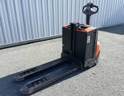 Gerbeur électrique accompagnant BT SWE080L - 002645