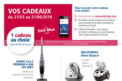 Catalogue de promotions Printemps NILFISK nettoyage professionnel