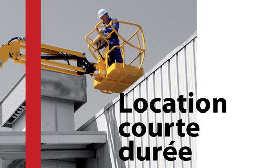 Location courte durée de matériel de manutention