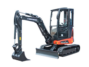 Nos machines de travaux publics neuves