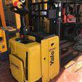 Gerbeurs éléctriques sur Vinay : TRANSPALETTE ELECTRIQUE PORTE DEBOUT - 001131