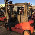 Chariot frontal diesel sur Vinay : Chariot frontal diesel FENWICK H16 - 000326
