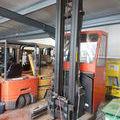 Chariots à mât rétractable sur Vinay : Chariot à mat retractable BT RRB2CC - 003290