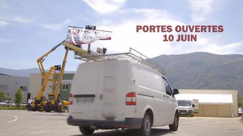 Vidéo Monnet Portes Ouvertes 2016