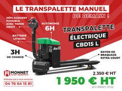 Promotion Transpalette